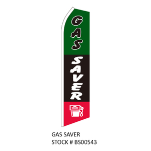 Swooper Flags GAS SAVER